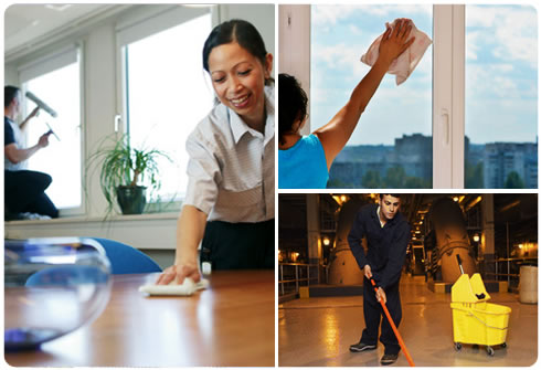 Commercial cleaning services in Austin Texas